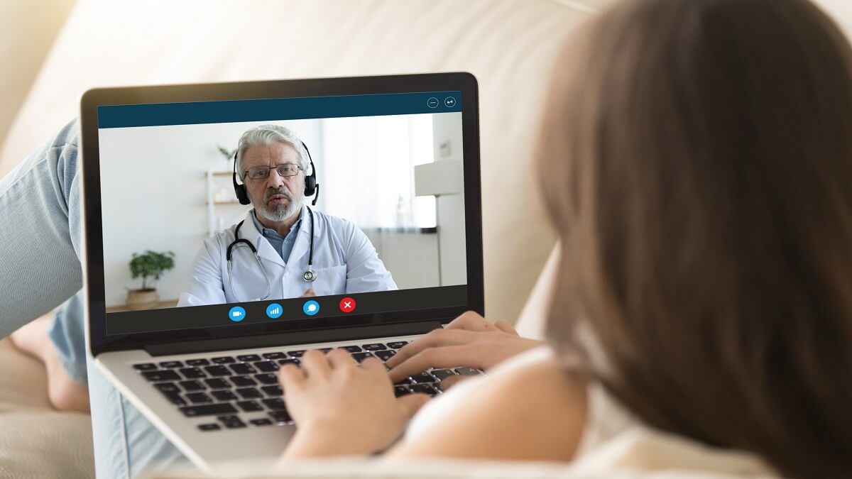 what are three different types of telemedicine