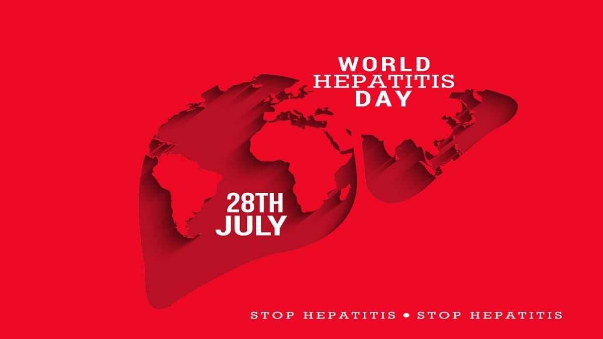 world hepatitis day july