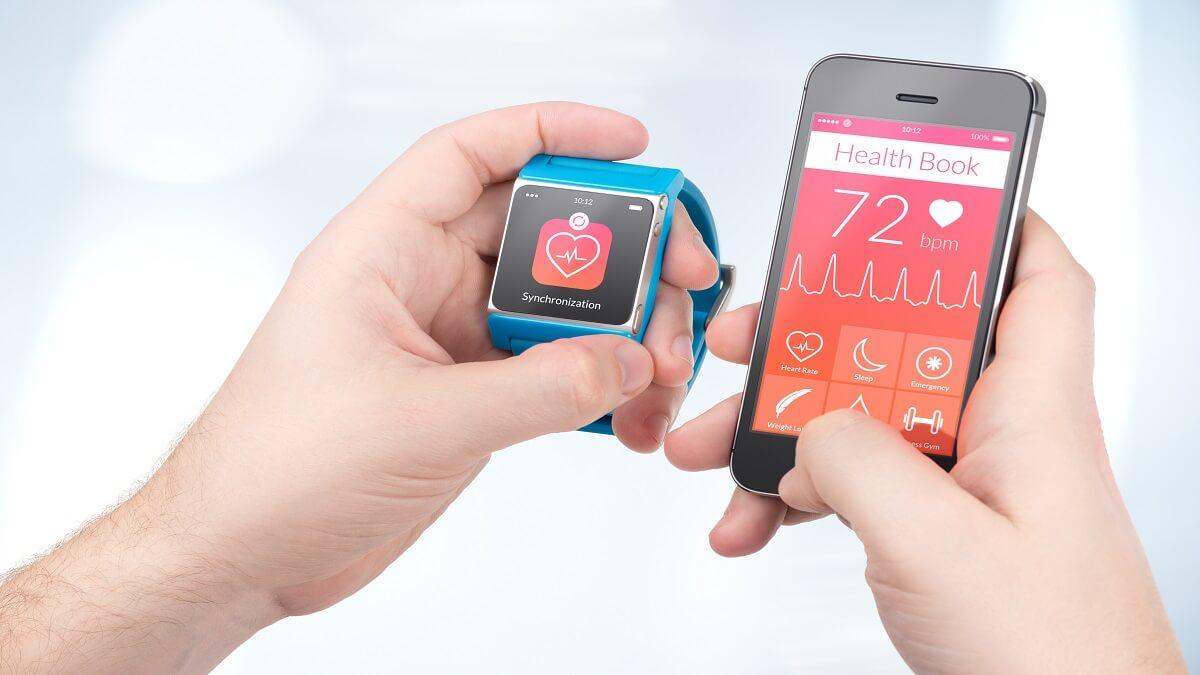 wearable health apps